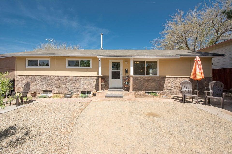 10909 Claremont Avenue NE, Albuquerque, NM 87112