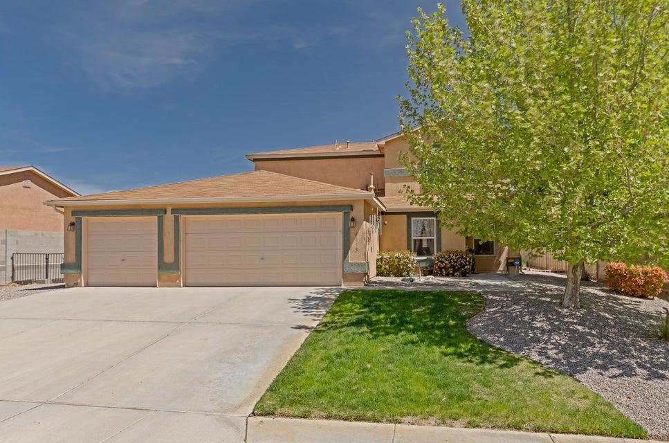 6113 Chaco Canyon Drive NE, Rio Rancho, NM 87144