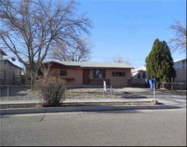 1716 Prospect Avenue NW, Albuquerque, NM 87104