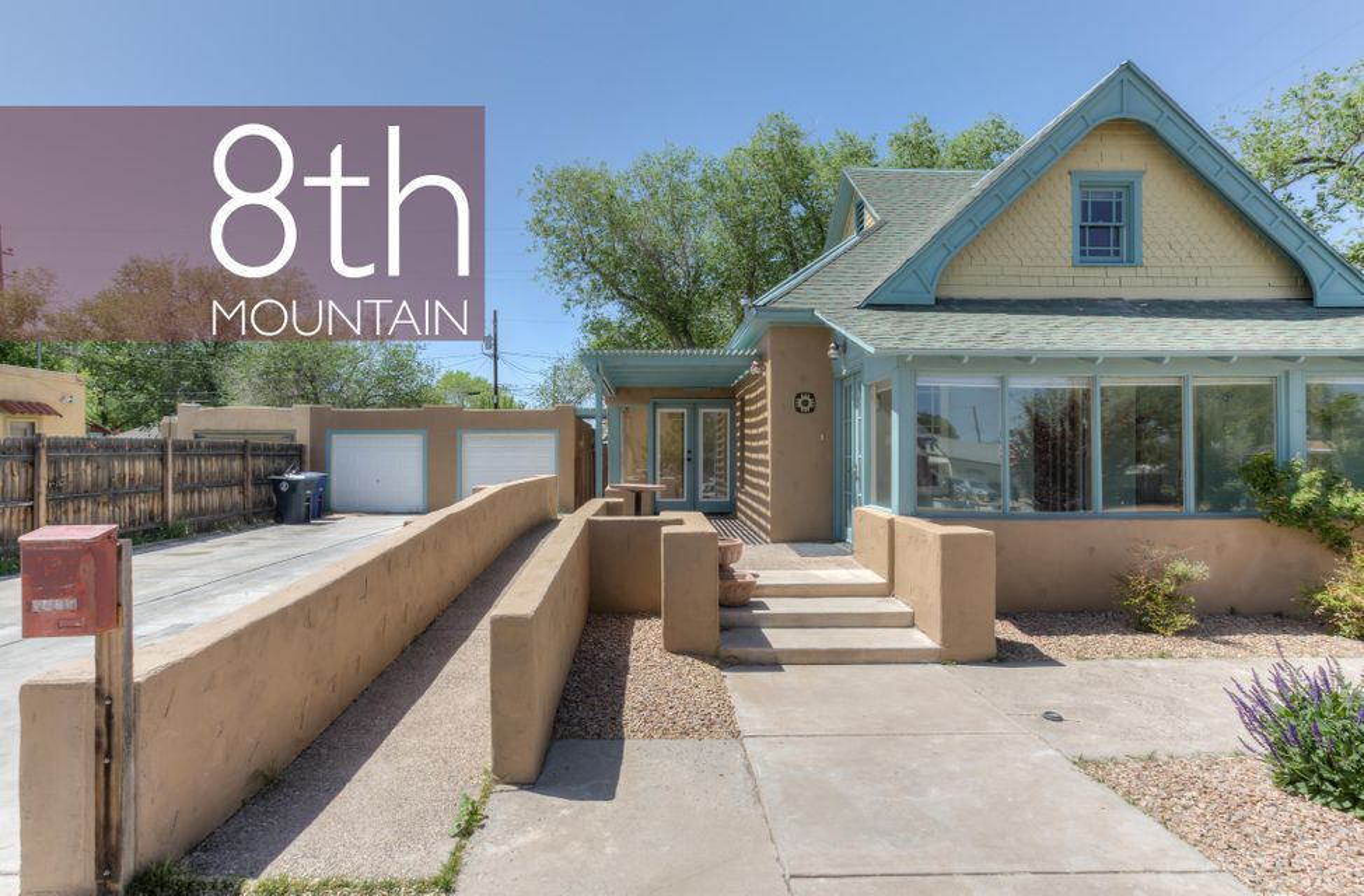 1123 8Th Street NW, Albuquerque, NM 87102