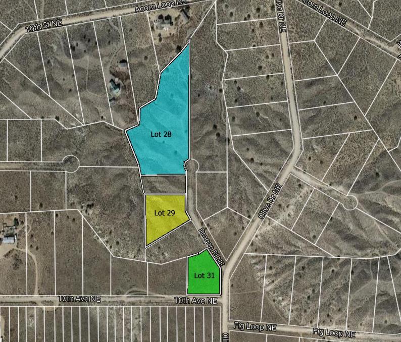 Elm (U12B90L28) Place NE, Rio Rancho, NM 87144