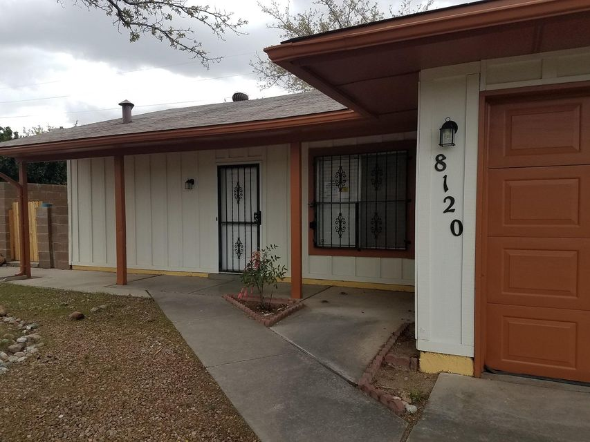 8120 Monterey East Avenue NE, Albuquerque, NM 87109