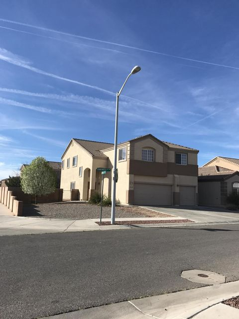 6920 Hawkwatch Road NW, Albuquerque, NM 87114