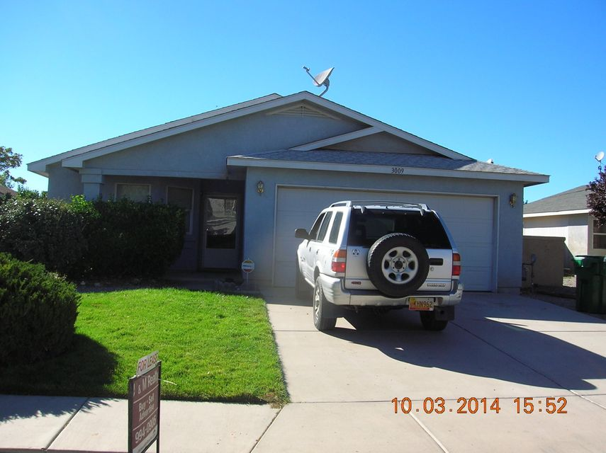 3009 Mason Meadows Drive NE, Rio Rancho, NM 87144