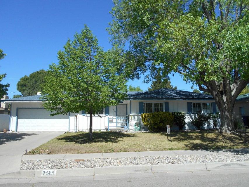 7301 Mcnerney Avenue NE, Albuquerque, NM 87110