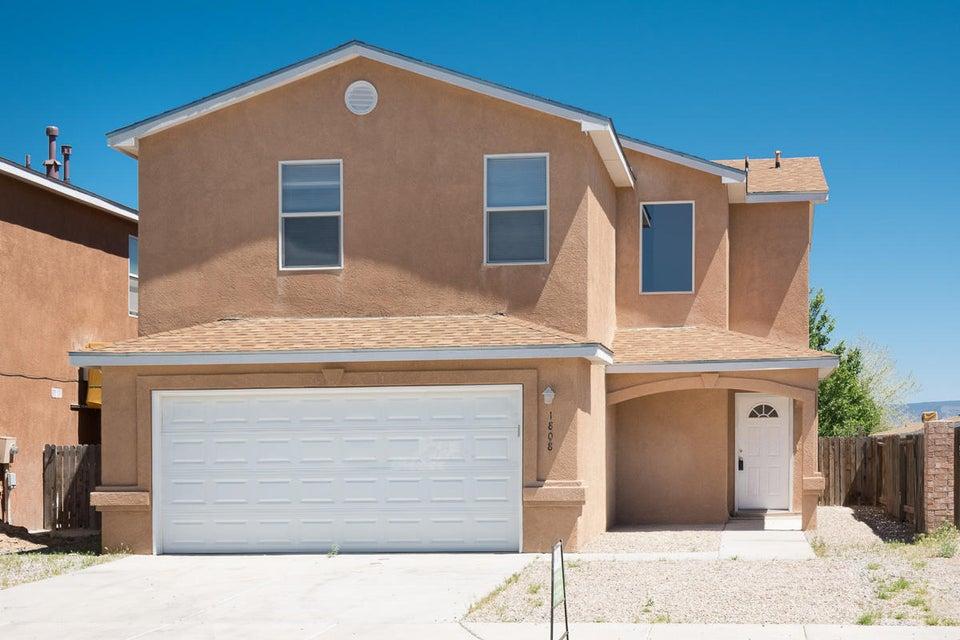 1808 Tierra De La Luna Drive SW, Albuquerque, NM 87121