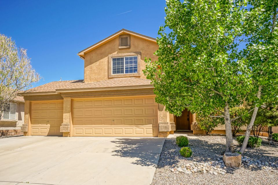 9823 Sun Chaser Trail SW, Albuquerque, NM 87121