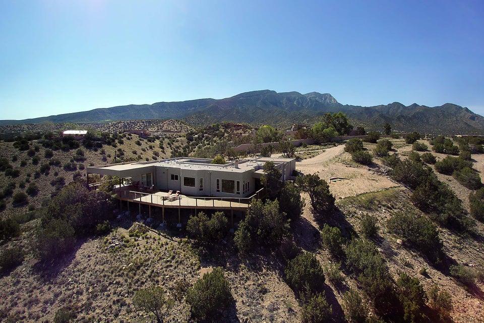 63 Sandia Lane, Placitas, NM 87043