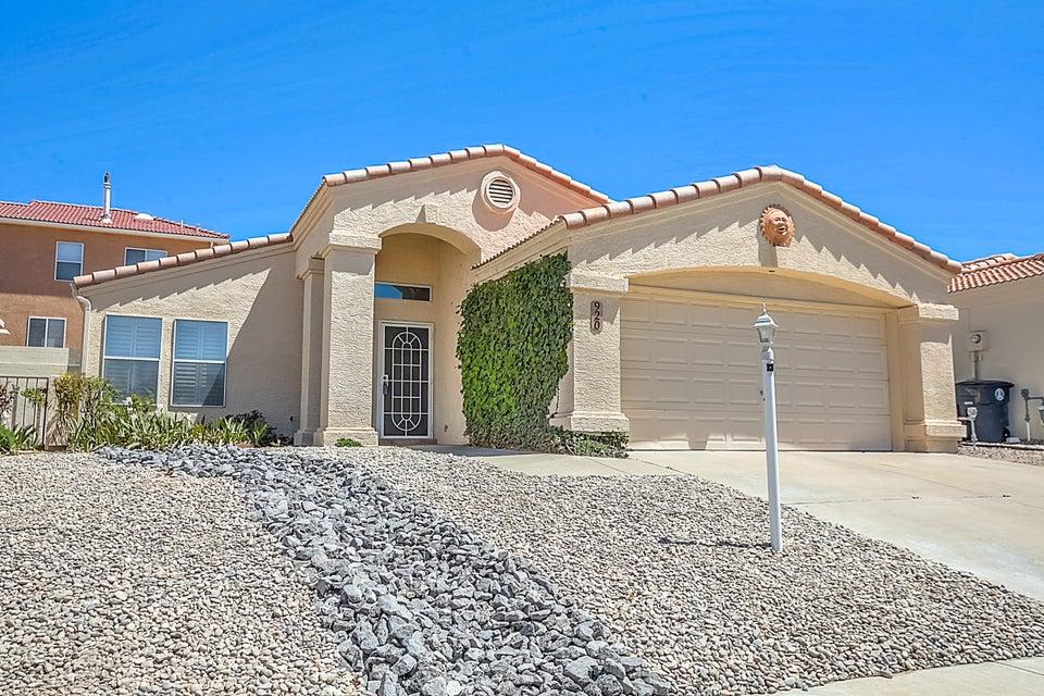 920 Calle Coronado SE, Albuquerque, NM 87123