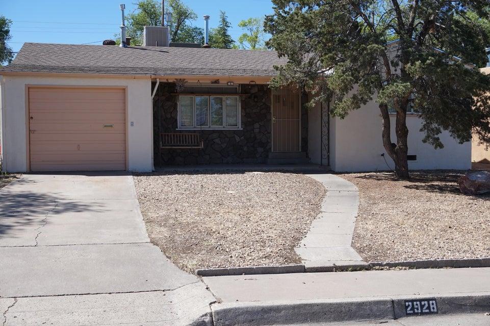 2928 SANTA MONICA Avenue SE, Albuquerque, NM 87106