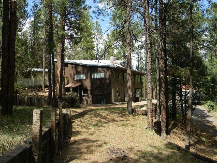 366 Obsidian Road, Jemez Springs, NM 87025