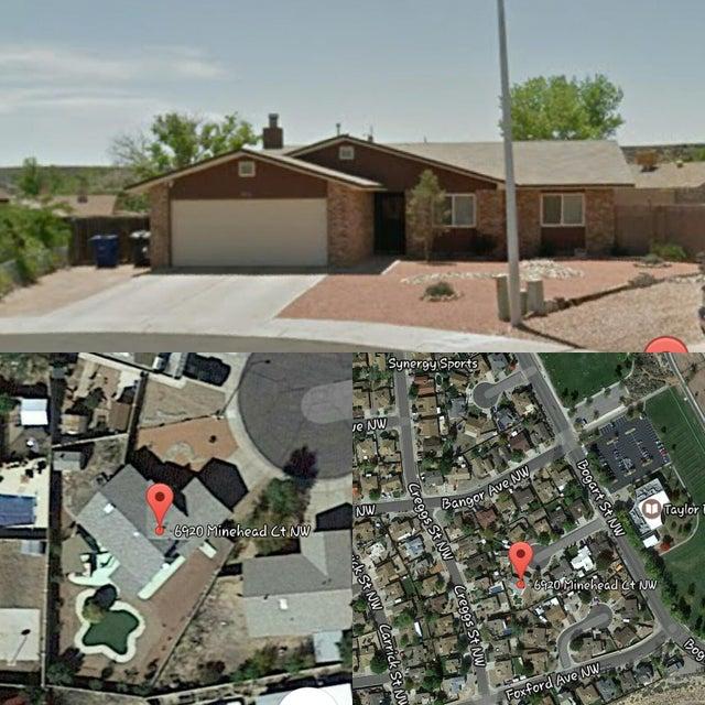 6920 Minehead Court NW, Albuquerque, NM 87120