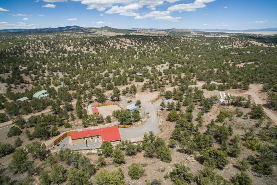28 Log cabin Drive, Datil, NM 87821