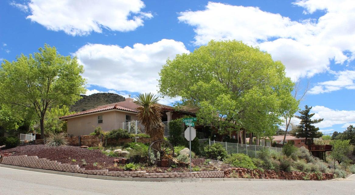 13500 Cedarbrook Avenue NE, Albuquerque, NM 87111