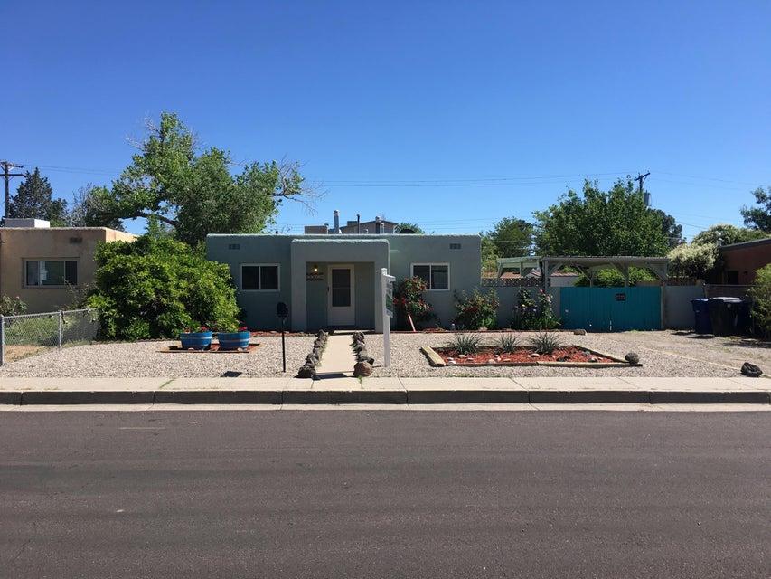 7512 Prospect Avenue NE, Albuquerque, NM 87110