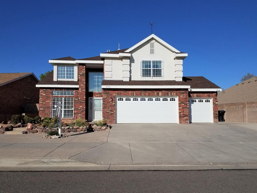 8720 Springhill Drive NW, Albuquerque, NM 87114
