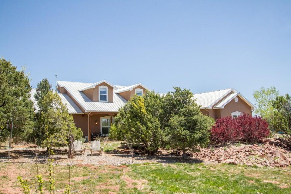 14 Seclusion Court, Sandia Park, NM 87047