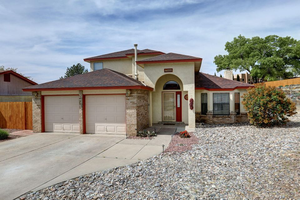 4416 Spanish Broom Court NW, Albuquerque, NM 87120