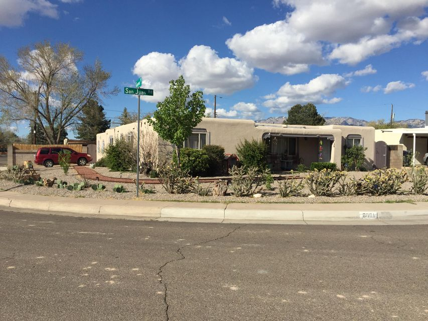 8001 San Juan Road NE, Albuquerque, NM 87108