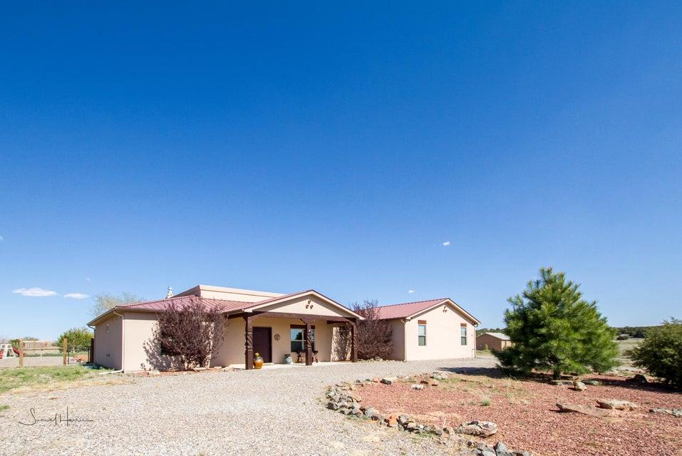 20 Cielo Estrellado Drive, Edgewood, NM 87015