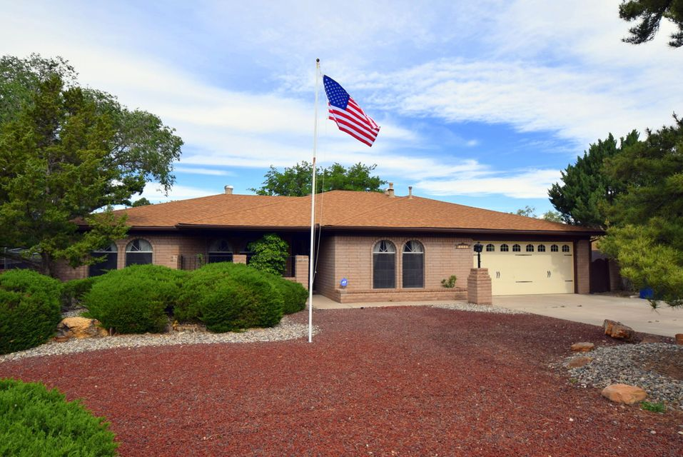 1113 Wagon Wheel Street SE, Albuquerque, NM 87123