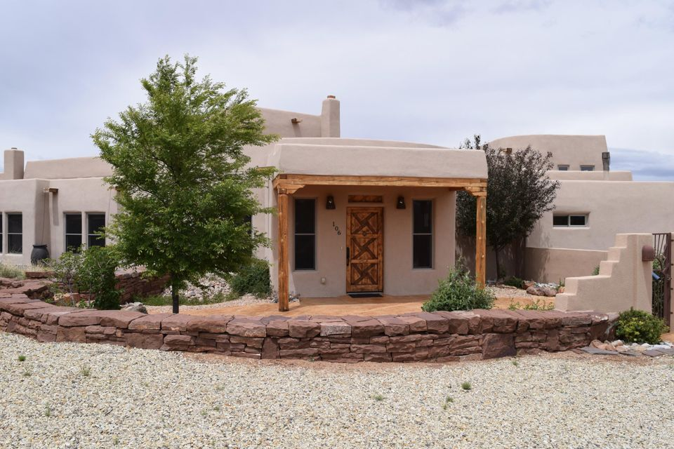 106 Montezuma Court, Placitas, NM 87043