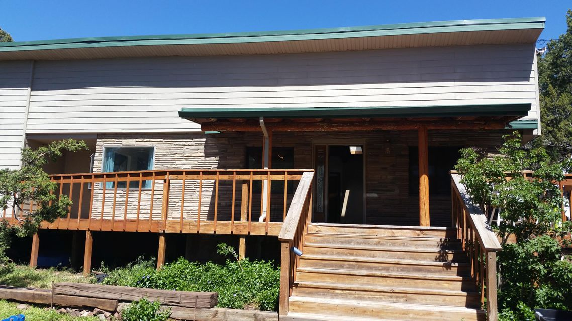 1 Pinon, Cedar Crest, NM 87008