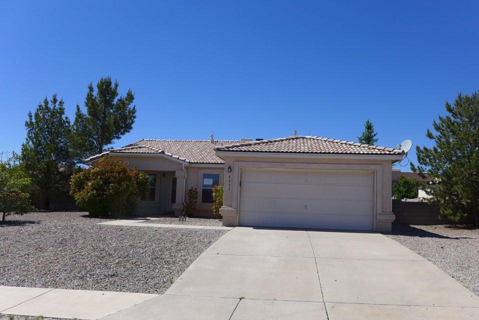 4633 Pomona Hills Court NE, Rio Rancho, NM 87144