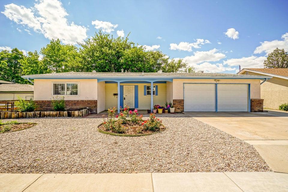 2821 Georgia Street NE, Albuquerque, NM 87110