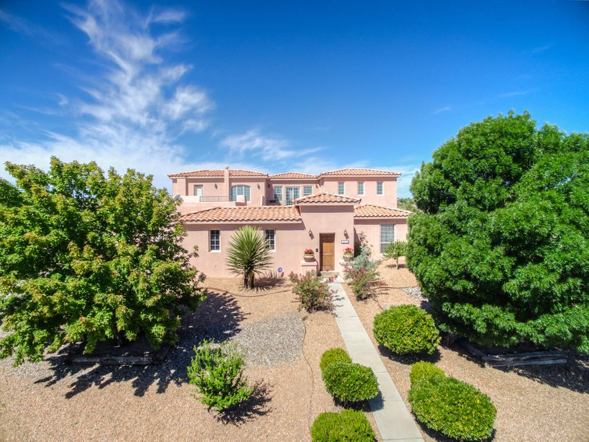 9709 Coneflower Drive NW, Albuquerque, NM 87114