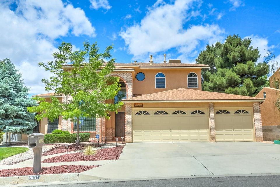 9101 Hagerman Avenue NE, Albuquerque, NM 87109