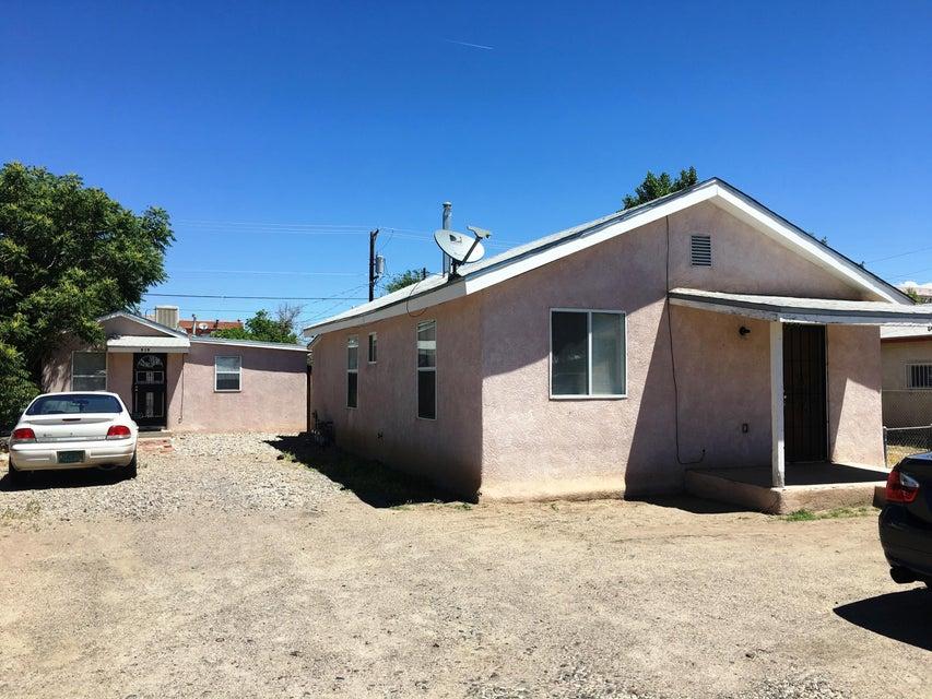 917/919 Iron Avenue SW, Albuquerque, NM 87102
