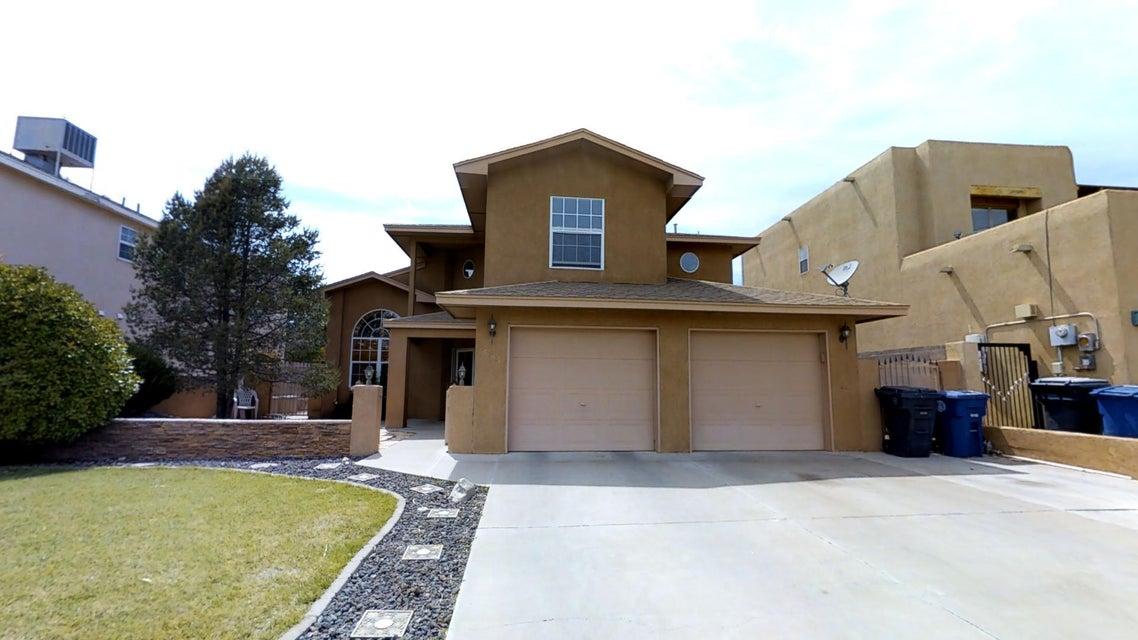 6215 Eagle Eye Drive NW, Albuquerque, NM 87120