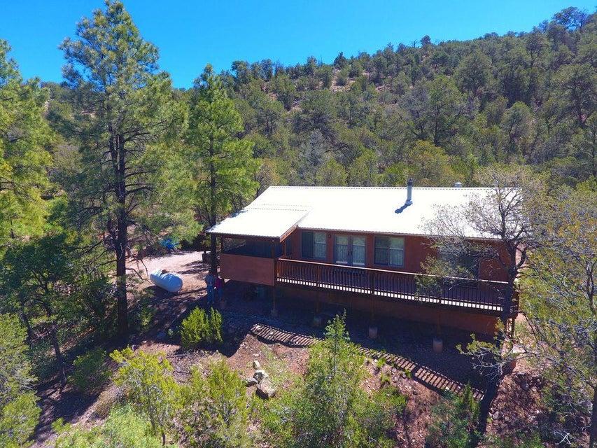 20 Calle Pinon Lane, Jemez Springs, NM 87025