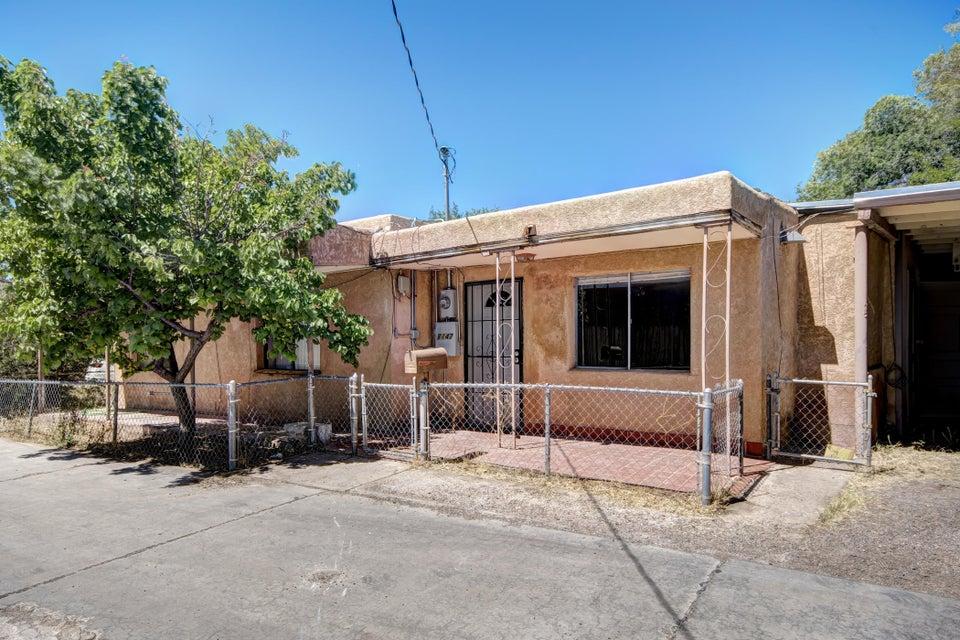 1147 10Th Street NW, Albuquerque, NM 87104