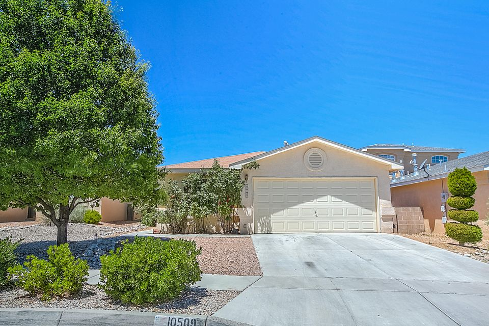 10509 Country Manor Place NW, Albuquerque, NM 87114