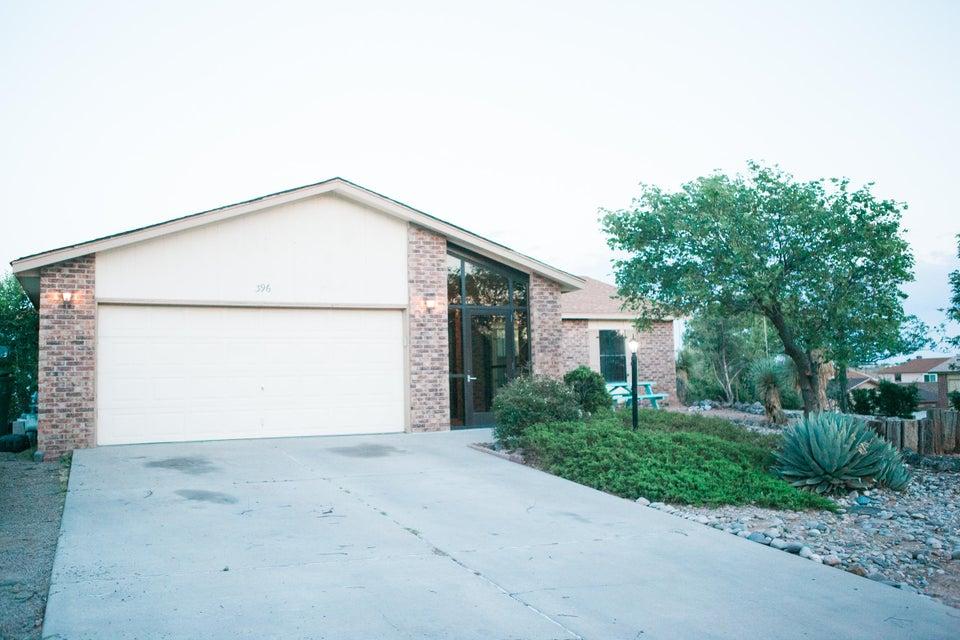 396 Feldspar Drive NE, Rio Rancho, NM 87124