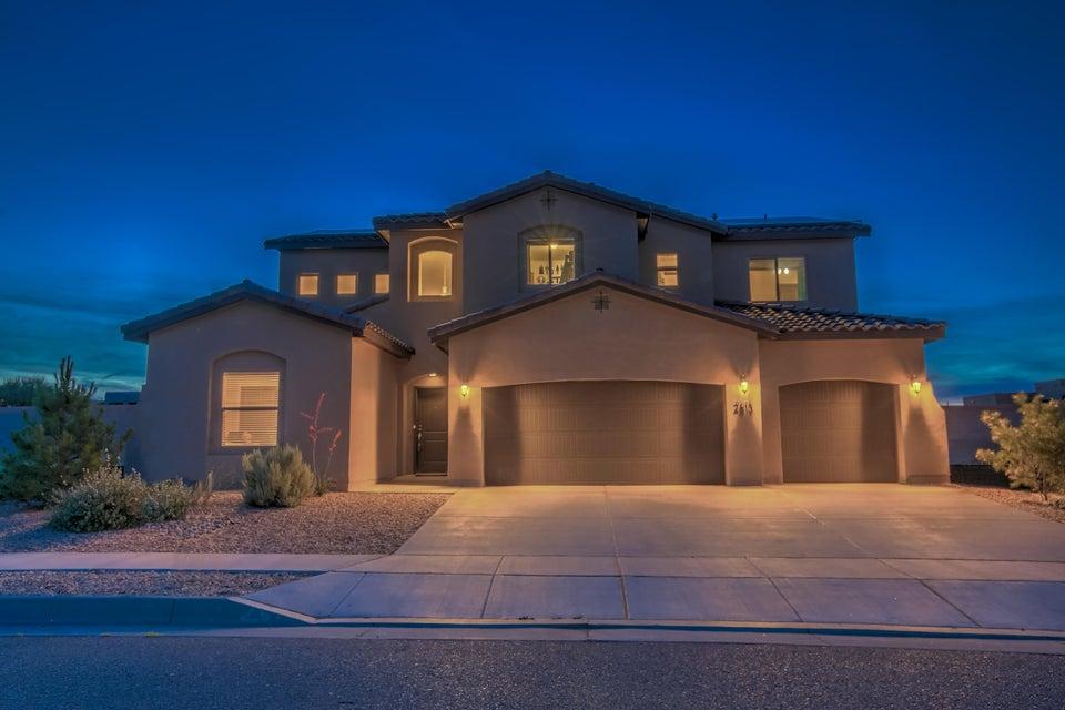 2613 La Luz Circle NE, Rio Rancho, NM 87144