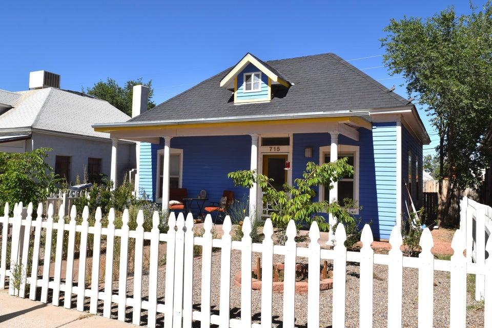 715 Edith SE, Albuquerque, NM 87102
