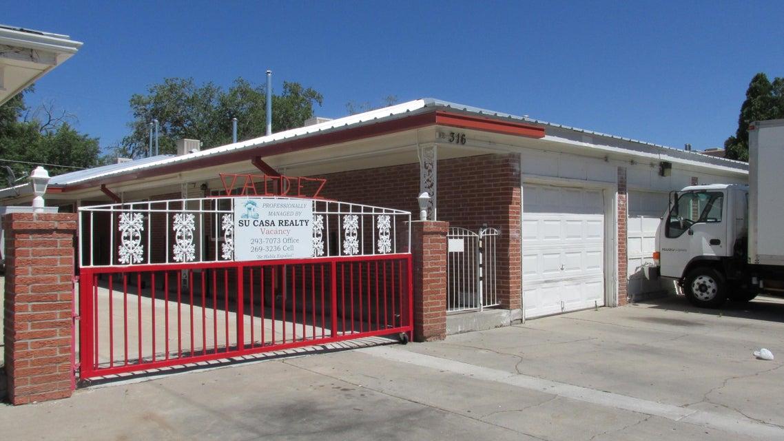 316 Tennessee Street SE, Albuquerque, NM 87108