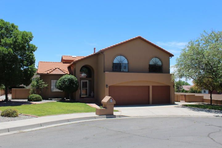 8400 Vineyard Ridge Court NE, Albuquerque, NM 87122