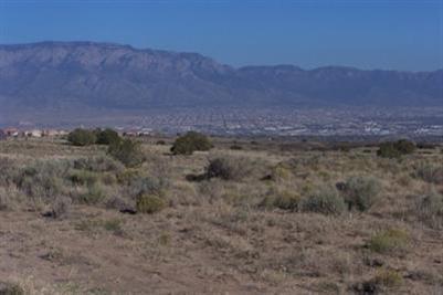 NE of UNSER/PASEO NW, Albuquerque, NM 87114