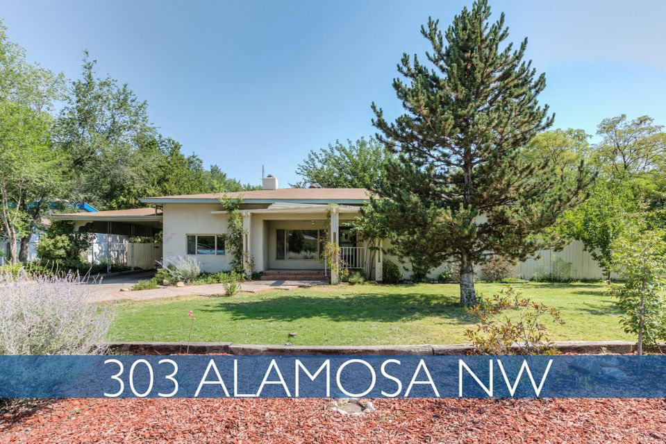 303 Alamosa Road NW, Albuquerque, NM 87107