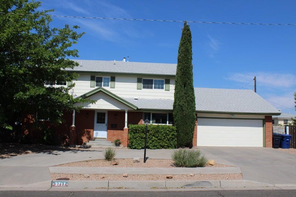 3717 General Stilwell Street NE, Albuquerque, NM 87111