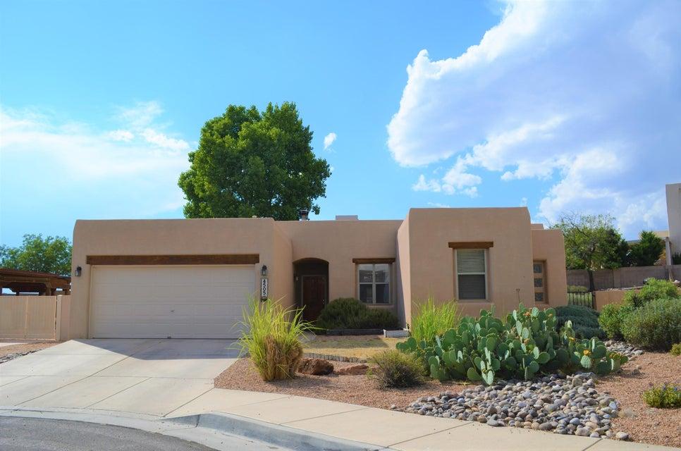 4505 Noche Clara Avenue NW, Albuquerque, NM 87114
