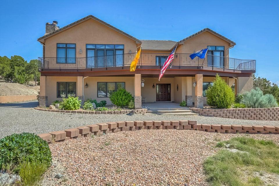 387 Sedillo Road, Tijeras, NM 87059