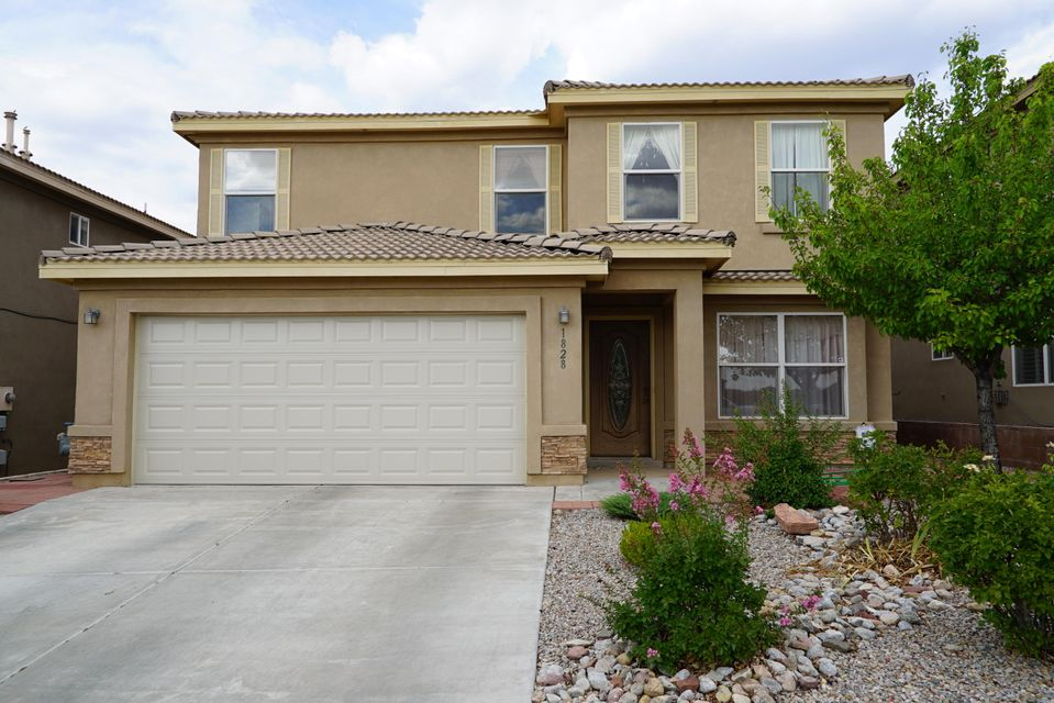 1828 Black Gold Street SE, Albuquerque, NM 87123