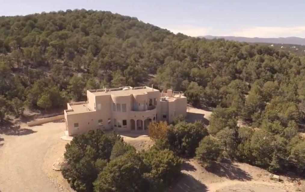 7 Sandia Mountain Ranch Court, Tijeras, NM 87059