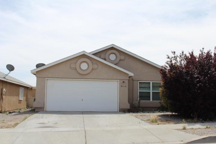 8512 Rancher Road SW, Albuquerque, NM 87121