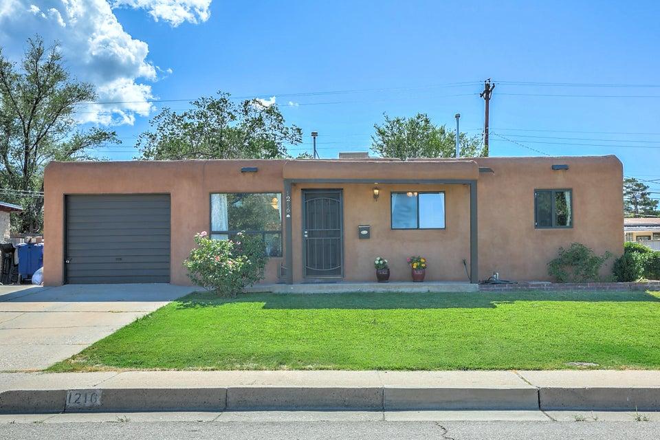 1216 Dorothy Street NE, Albuquerque, NM 87112